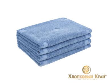 полотенце для лица 50х100 см Амор деним, фото 2