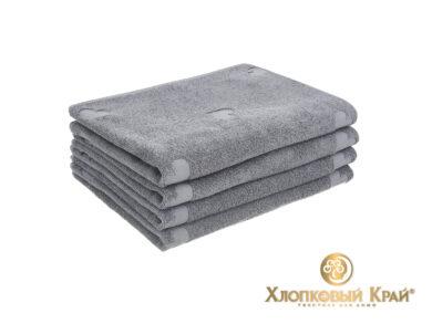 полотенце для лица 50х100 см Амор графит, фото 2