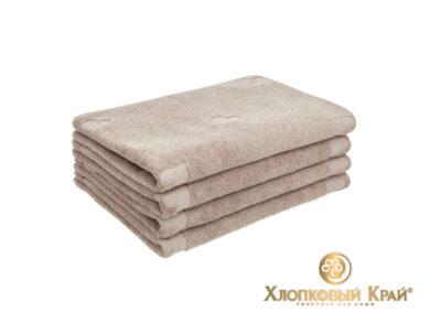 полотенце для лица 50х100 см Амор кофе, фото 2