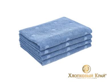 полотенце для лица 50х100 см Бон Пари деним, фото 2