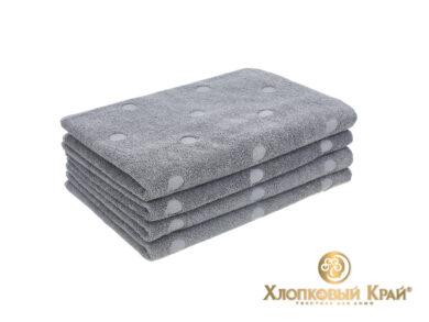 полотенце для лица 50х100 см Бон Пари графит, фото 2