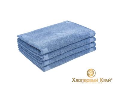 полотенце для лица 50х100 см Монамур деним, фото 2