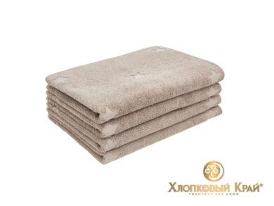 полотенце для лица 50х100 см Монамур кофе, фото 2