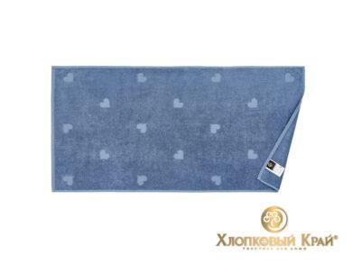 полотенце для лица 50х100 см Амор деним, фото 3