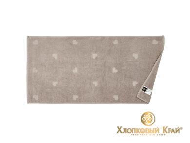 полотенце для лица 50х100 см Амор кофе, фото 3