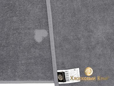 Полотенце банное 70х140 см Амор графит, фото 10