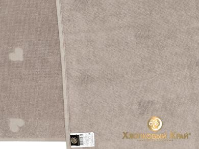Полотенце банное 70х140 см Амор кофе, фото 10