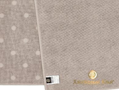 Полотенце банное 70х140 см Бон Пари кофе, фото 10