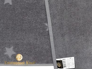 Полотенце банное 70х140 см Монамур графит, фото 10