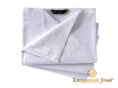 полотенце для лица 50х100 см белое отельное, фото 3