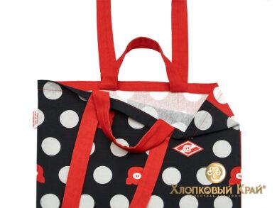 Сумка-шоппер 40*45см Спартак Case, фото 11