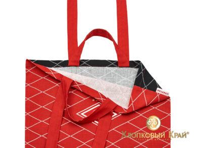 Сумка-шоппер 40*45см Спартак Rhomb, фото 11