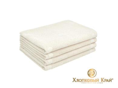 полотенце для лица 50х100 см Амор молоко, фото 3