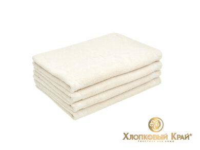 полотенце для лица 50х100 см Монамур молоко, фото 3