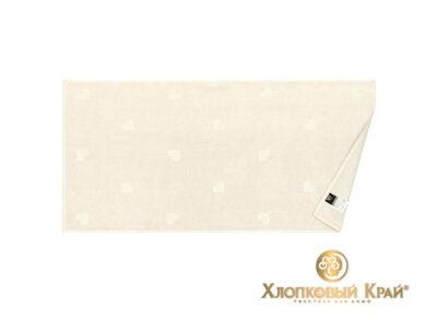 полотенце для лица 50х100 см Амор молоко, фото 4