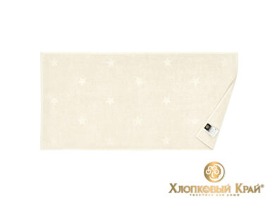 полотенце для лица 50х100 см Монамур молоко, фото 4