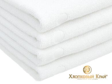 Полотенце банное 70х140 см Бон Пари белый, фото 5