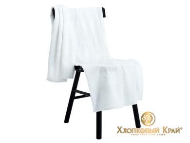 полотенце банное 70х140 см Амор белый, фото 6