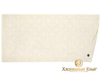 Полотенце банное 70х140 см Бон Пари молоко, фото 6