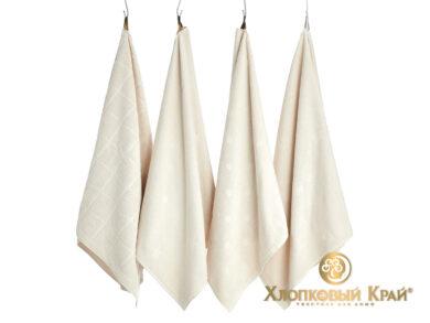полотенце-коврик для ног 50х70 см молоко, фото 6