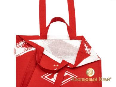 Сумка-шоппер 40*45см Спартак Сила, фото 6