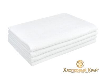 Полотенце банное 70х140 см Бон Пари белый, фото 7