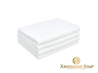 полотенце для лица 50х100 см Амор белый, фото 2