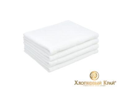 полотенце для лица 50х100 см Бон пари белый, фото 2