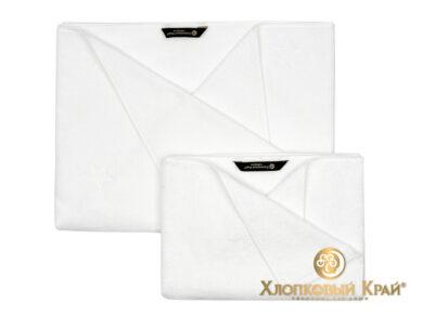 полотенце для лица 50х100 см Монамур белый, фото 3