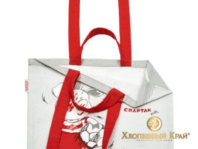 Сумка-шоппер 40*45см Спартак Fan, фото 10