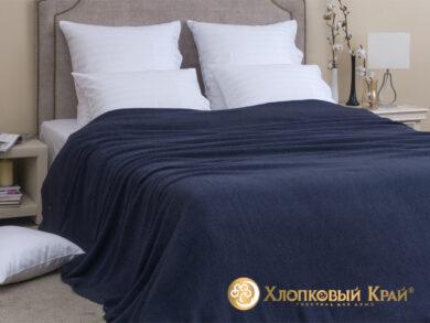 плед-покрывало на кровать Эко деним 220*260см, фото 3