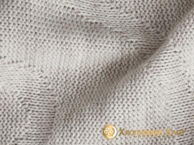 плед-покрывало на кровать Классик лен 220*260см, фото 8