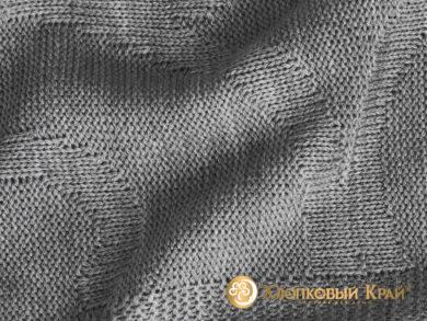 плед-покрывало на кровать Классик серый 220*260см, фото 8