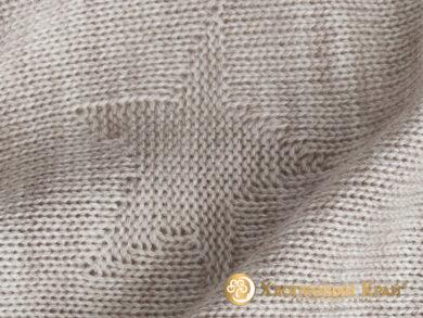 плед-покрывало на кровать Лаунж лен 220*260см, фото 8