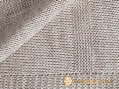 плед-покрывало на кровать Лофт лен 220*260см, фото 8