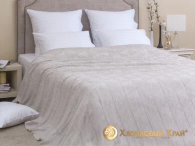 плед-покрывало на кровать Сканди лен 220*260см, фото 3