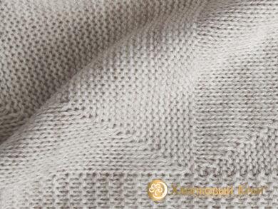 плед-покрывало на кровать Сканди лен 220*260см, фото 8
