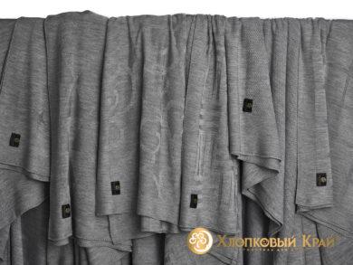 плед-покрывало на кровать Сканди серый 220*260см, фото 11