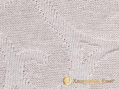 плед-покрывало на кровать Классик лен 180*220см, фото 8