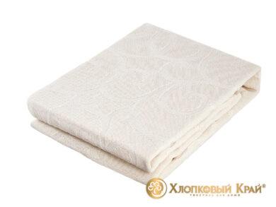 плед-покрывало на кровать Классик молоко 180*220см, фото 7