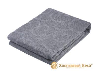 плед-покрывало на кровать Классик серый 180*220см, фото 7