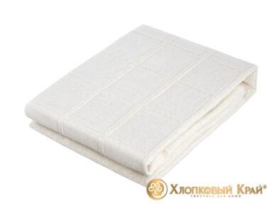плед-покрывало на кровать Лофт молоко 180*220см, фото 7