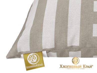 Подушка декоративная Гранж лен, фото 5
