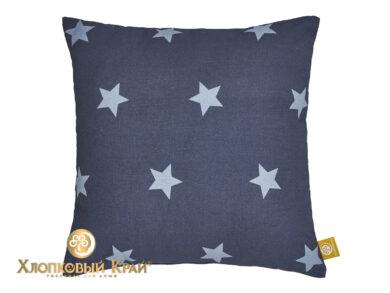 Подушка декоративная Лаунж темно-синий, фото 2