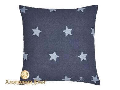 Подушка декоративная Лаунж темно-синий, фото 3