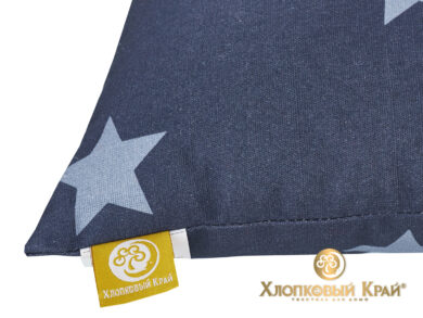 Подушка декоративная Лаунж темно-синий, фото 5