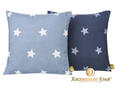 Подушка декоративная Лаунж темно-синий, фото 6