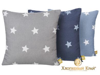 Подушка декоративная Лаунж темно-синий, фото 7