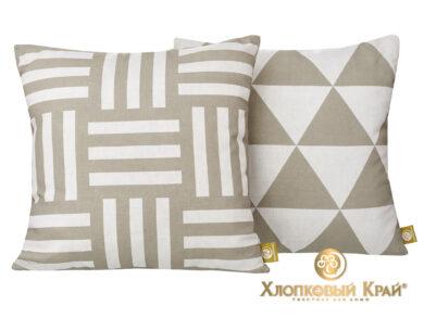 Подушка декоративная Сканди лен, фото 7