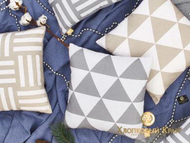 Подушка декоративная Сканди лен, фото 9